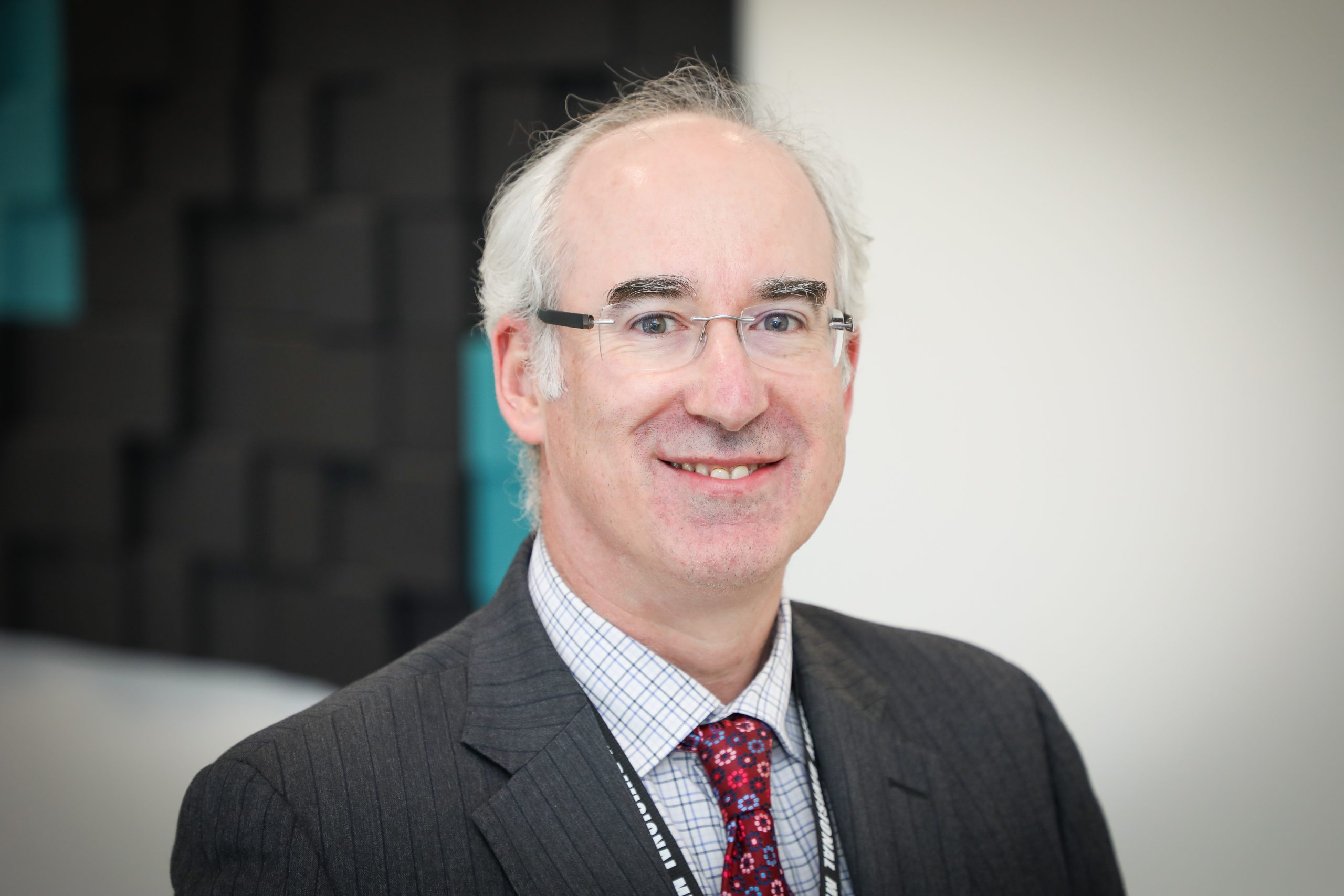 Headshot of Steve Canty, Divisional Medical Director at Lancashire Teaching Hospitals NHS Foundation Trust.