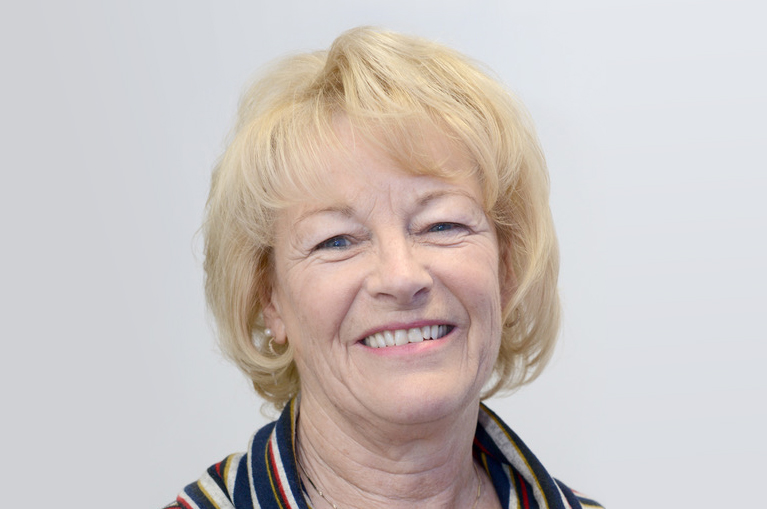Headshot of Shirley Murray, a Foundation Trust Member and and Volunteer Governor at Lancashire Teaching Hospitals NHS Foundation Trust