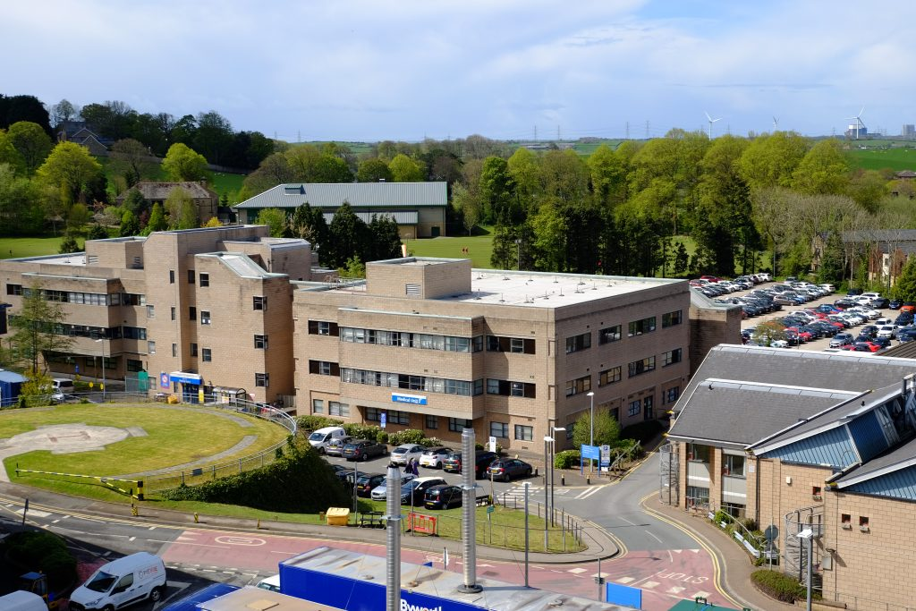 Picture of Royal Lancaster Infirmary