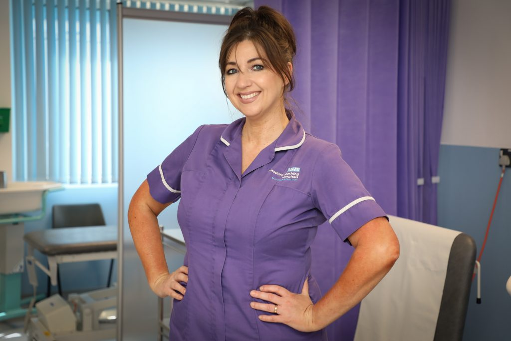 A picture of a Matron